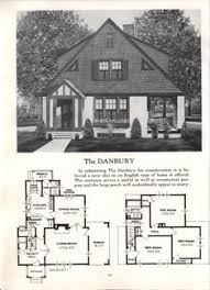 1920s floor plans better homes at lower cost no 17 old house plans pinterest