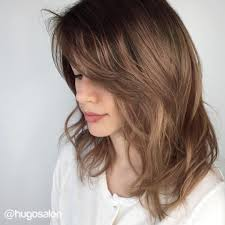 haircuts in layers 70 brightest medium length layered haircuts and hairstyles