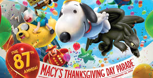 your guide to the 87th macy s thanksgiving day parade