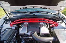 2012 camaro engine bmr suspension stb017 strut tower brace front 2 point fits