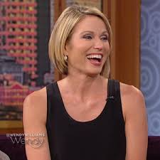 amy robach hairstyle amy robach s survival story the wendy williams show