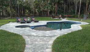 intellibrite landscape lights naples inground pool construction skipper pools