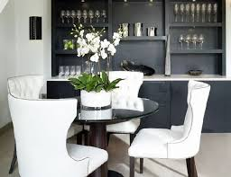 Black And White Dining Room Chairs 858 Best Ideal Dining Room Images On Pinterest Dining Room