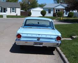 curbside classic 1964 ford falcon u2013 plain and simple