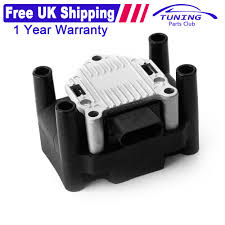 Ignition Parts Uk Ignition Coil Pack For Audi Seat Vw Skoda 032905106 032905106b