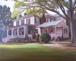 Painting Of House by Custom Portrait Oil Painting Farm House By Missysart On Deviantart