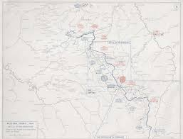 Alsace Lorraine Map First World War Com Battles The Battle Of Lorraine 1914