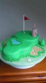 golf cake ideas