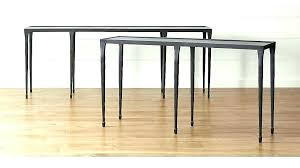 60 inch console table 60 console table madebytom co