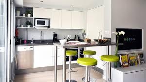 appartement cuisine americaine idee cuisine americaine appartement decoration amenagement idee bar
