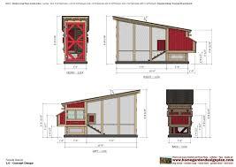 Chicken Coop Floor Plan Home Garden Plans M110 Chicken Coop Plans Construction