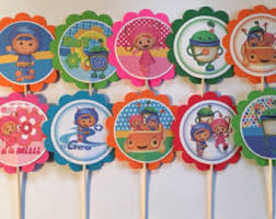 team umizoomi party supplies why birthday favors 12 why birthday decorations