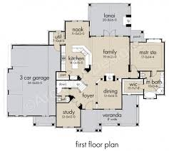 What Is Wic In A Floor Plan Wyndsong Farm Country House Plan Craftsman House Plan