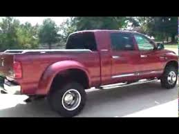 dodge ram mega cab dually for sale 2007 dodge ram 3500 mega cab 4x4 diesel laramie 6 7l leather for