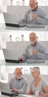 Old Guy Meme - old smiling meme man got swole bodybuilding com forums