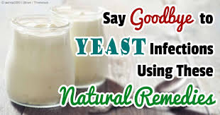 causes and natural remedies for yeast infections
