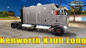 Kenworth K100 Interior Kenworth K100 Aerodyne Interior V1 0 For V1 0 0 For Ats