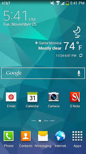 make accuweather widget transparent on your samsung galaxy
