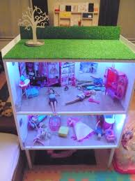 galant office cabinets becomes a barbie doll house ikea hackers