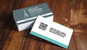 Should I Put A Qr Code On My Business Card What To Put On The Back Of A Business Card U2013 Gotprint Blog