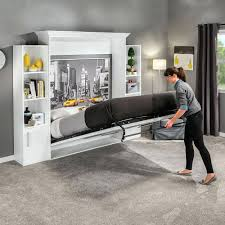 Wall Murphy Beds For Sale by Beds Murphy Bed Sofa Uk Library Bookcase Open Wall For Sale