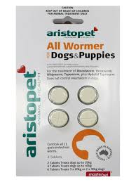 generic wormer tablets for dogs at pet shed