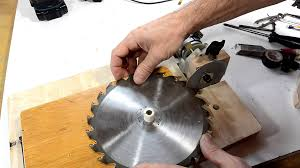 Best Table Saw Blades Table Saw Blade Sharpening Jig Youtube