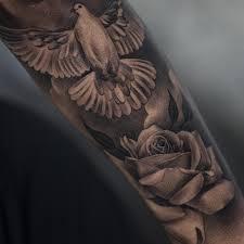 40 creative dove tattoo designs and symbolic meaning peace harmony
