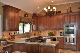 Kitchen Design Traditional Kitchen Traditional Kitchen Design With Wood Cabinets Ideas