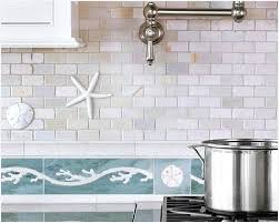 small tile backsplash in kitchen small tile backsplash in kitchen warm coastal kitchen backsplash