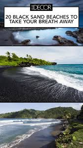 Black Sands Beach 20 Best Black Sand Beaches In The World Where Are Black Sand