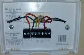 heat pump thermostat wiring make my wife happy question in
