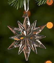 17 best swarovski snowflake ornaments images on