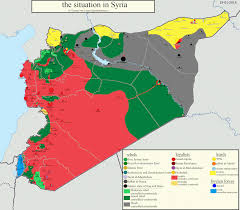 Where Is Syria On The Map by The High Student Who Maps Isis U0027s Lightning Quick Advance