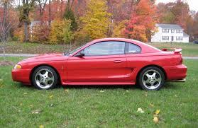 97 mustang cobra specs 1997 ford mustang svt cobra coupe mustangattitude com