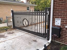advanced fence u0026 gate chicago fence company chicago fence