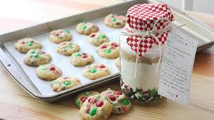 super easy christmas chip cookie mix how to video cake