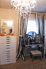 Silver Mirrored Bedroom Furniture 350 Best Diva Room Images On Pinterest Makeup Rooms Vanity
