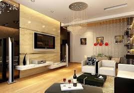 living room living room wall decor around tv sofa set in l shape
