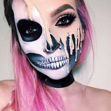 Halloween Makeup Contest by Iconic Ash Brown Face Makeup And Makeup