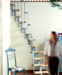 karina space saver staircase by arke