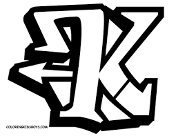best graffiti inspiration graffiti alphabet letter k designs