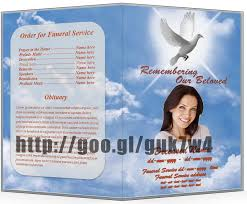 funeral bulletin templates 28 images dragonfly funeral program