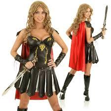 Warrior Princess Halloween Costume Womens Warrior Princess Costume