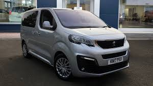 peugeot traveller business used peugeot traveller people carrier for sale motors co uk