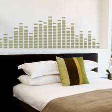 Equalizer Wall Decal - Design wall decal