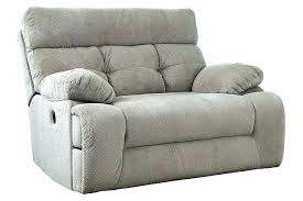 extra large chair with ottoman awesome oversized chair ottoman reclining oversized chair reclining