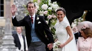 Middleton Pippa by Pippa Middleton Wedding See What Bride And Sister Kate Middleton