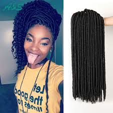 crochet braiding hair for sale fabulous crochet braids faux locs hair extension cabelo sintetico