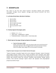 cara membuat laporan laba rugi komersial laporan keuangan lengkap